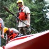 'Smooth sailing' for firefighters in kayak training
