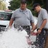 Hydrants tested, flushed around Rockingham