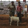 Berry places third at N.C. State Fair