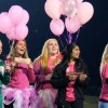 Raider green goes pink for cancer awareness