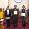 Philadelphia UMC recognizes honor students