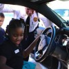 A lesson in civics: Students tour their community