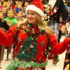 Ugly Sweater Contest serves as farewell to principal