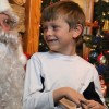 Breakfast with Santa, Marching Raiders a hit