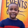 Marcus, 7 and adopted, gives back to 'the people who don't have'