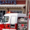 A/C fire shuts down Zaxby's