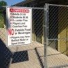Officials questioned over elimination of Parks and Rec gate fee