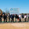 Breaking ground: Marlboro Medical Complex