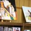 Seniors' art on display in Ellerbe library