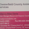 Davis hired as Chesterfield County shelter manager