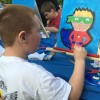 Boy Scouts get crafty at Arts Abuzz