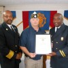 McKinnon named Post 147's Firefighter of the Year