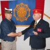 Steele takes helm of Legion District 16