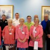 Hospital auxiliary board donates $3,000 to Hamlet PD