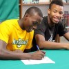 Greene signs to run track, play corner at Methodist