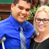 Beating the odds: Hernandez earns high school diploma