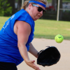 Richmond history: Ladies lace up for Senior Games softball