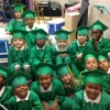 Washington Street pre-K students celebrate