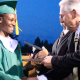 Class of 2015 Raiders told to 'dream, imagine, hope'