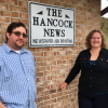 The Hancock News: 'We think there's value in the print edition'