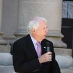Rockingham Mayor Steve Morris