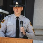 First Sergeant Andreas Dietrich, North Carolina Highway Patrol
