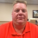 Kevin Spradlin | PeeDeePost.com Hamlet Police Capt. Rodney Tucker has been named interim chief, effective May 30.