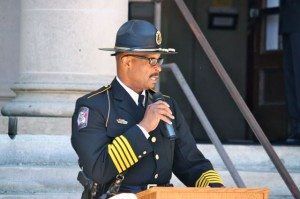 Richmond County Sheriff James Clemmons Jr.