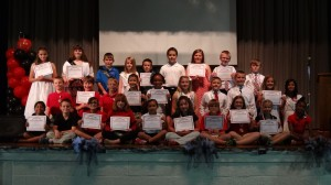 Submitted photo Fairview Heights Elementary School A Honor Roll students are: From left, 1st row: Gisela Reyes Lopez, Devin Rape, Macy Steen, Heather Pike, Ally Moore, Kenleigh Locklear, Alex Vaughn, Carlyn Leggett, Rylie Bohman, Jayda Williams 2nd row: Cody Thompson, Neal Butler, Tyler Berry, Libby Killough, Navahya Bright, Marley Moss, Ian Williams, Gabe Altman, Madelyn Sessoms, Valeria Munoz-Diaz 3rd row: Savanna Cassidy, Maggie Cook, Brayden Morrison, Rae Adeimy, Harley Waite, Gabriel Stimmel, Macey O'Neal, Nikolas Daughtrey, Jack Thornsbury.