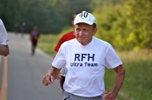 Kevin Spradlin | PeeDeePost.com Bill Keane, 295 ultramarathon finishes