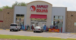 Christina Robinson | PeeDeePost.com The Family Dollar in Ellerbe opened in February and of three Richmond County locations open for business. None of the three are slated for closure.