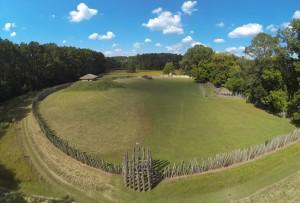 A Town Creek Indian Mound photo