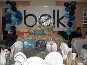 Belk department store, of Rockingham, awards a grand prize at the Celebrate! Events Showcase each year at Cole Auditorium.
