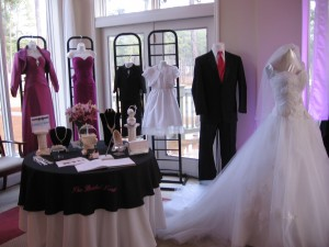 The Bridal Nook helps future brides make the best of their special day.