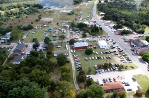 Photo by Kevin Spradlin Charlotte Helicopter Tours will once again offer aerial trips over the the Norman countryside at the 5th annual Norman Fest on Saturday, Oct. 11.