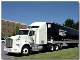 The truck driver training program at Caldwell Community College and Technical Institute started in 1990 with one truck and a few students. Today the program has over 70 pieces of equipment and has graduated over 2,000 CDL drivers in the past 10 years.