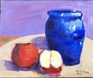 Apple and Jar