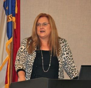 Kevin Spradlin | PeeDeePost.com NC Supreme Court Justice Barbara Jackson