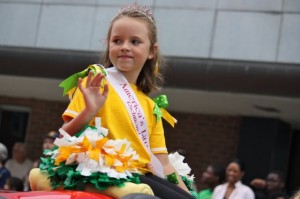 Kevin Spradlin | PeeDeePost.com Cate Kinsey, Little Miss Richmond County