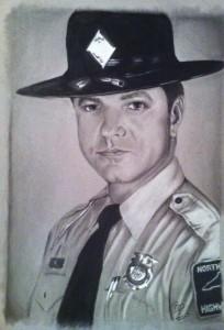 Portrait by Brandon Parrish