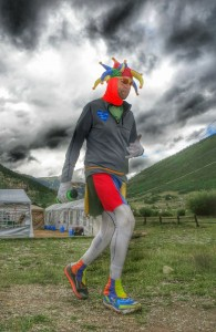 "Photo by P. Sweeney Ed ""The Jester"" Ettinghausen"