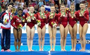 Photo courtesy Team USA Gymnastics