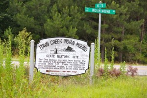 Kevin Spradlin | PeeDeePost.com Town Creek Indian Mount is only 1.5 miles from the Richmond County boarder, on the outskirts of Ellerbe.