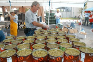 Photo credit: FEMA photo library UNC research looks at whether people have the skills and the time to prepare healthy meals.
