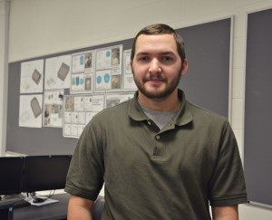 Submitted photo Aaron Wiggins took advantage of the Early College program at RCC to earn a degree in Mechanical Engineering. He is now a Mechanical Engineering instructor at RCC.