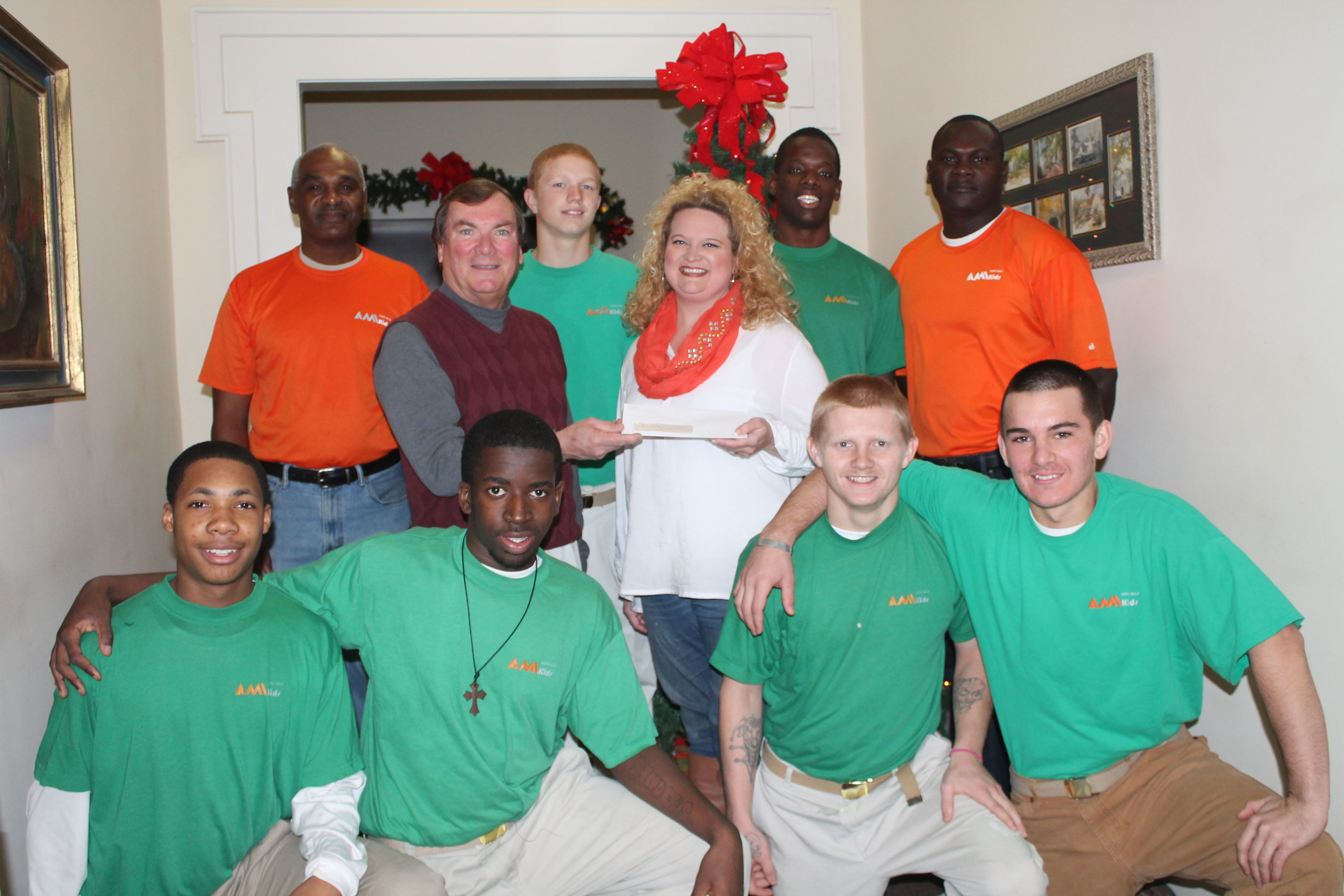 Christmas Parade float winners recognized | The Pee Dee Post