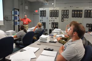 Submitted photo Students now have the opportunity to begin the Electric Utility Substation and Relay Technology program during the spring semester. Registration for 2015 is currently underway at Richmond Community College.
