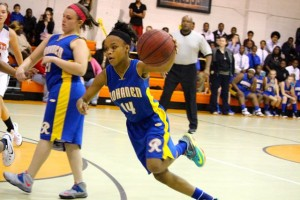 Kevin Spradlin | PeeDeePost.com Tatiana Little led Rohanen with 13 points.