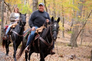 MacKenzie Spradlin | PeeDeePost.com Horse riding is a favorite activity on the trails surrounding Morrow Mountain in Stanly County.