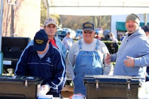 Kevin Spradlin | PeeDeePost.com American Legion Post 147 will bring its barbecue and Brunswick stew to your tables on Sunday, Feb. 1, in time for the Super Bowl that evening.